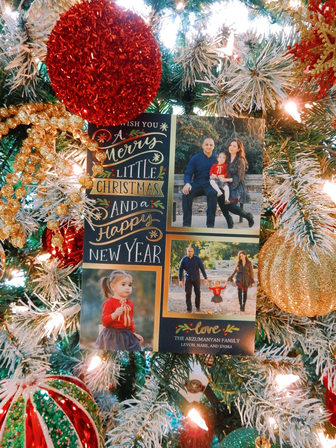 Holiday Magic with Shutterfly – Life with My Little One